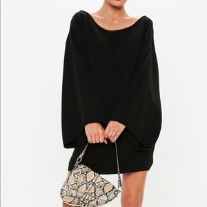 ✨NEW LIST✨ Extreme Wide Sleeve Sweater Dress